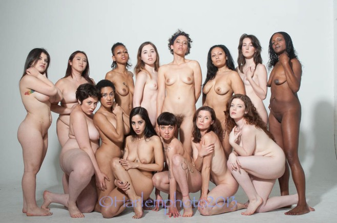 group of beauties